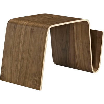 Polarity Wood Accent Table Walnut