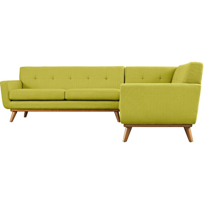 Emory L-Shaped Sectional Sofa Wheat