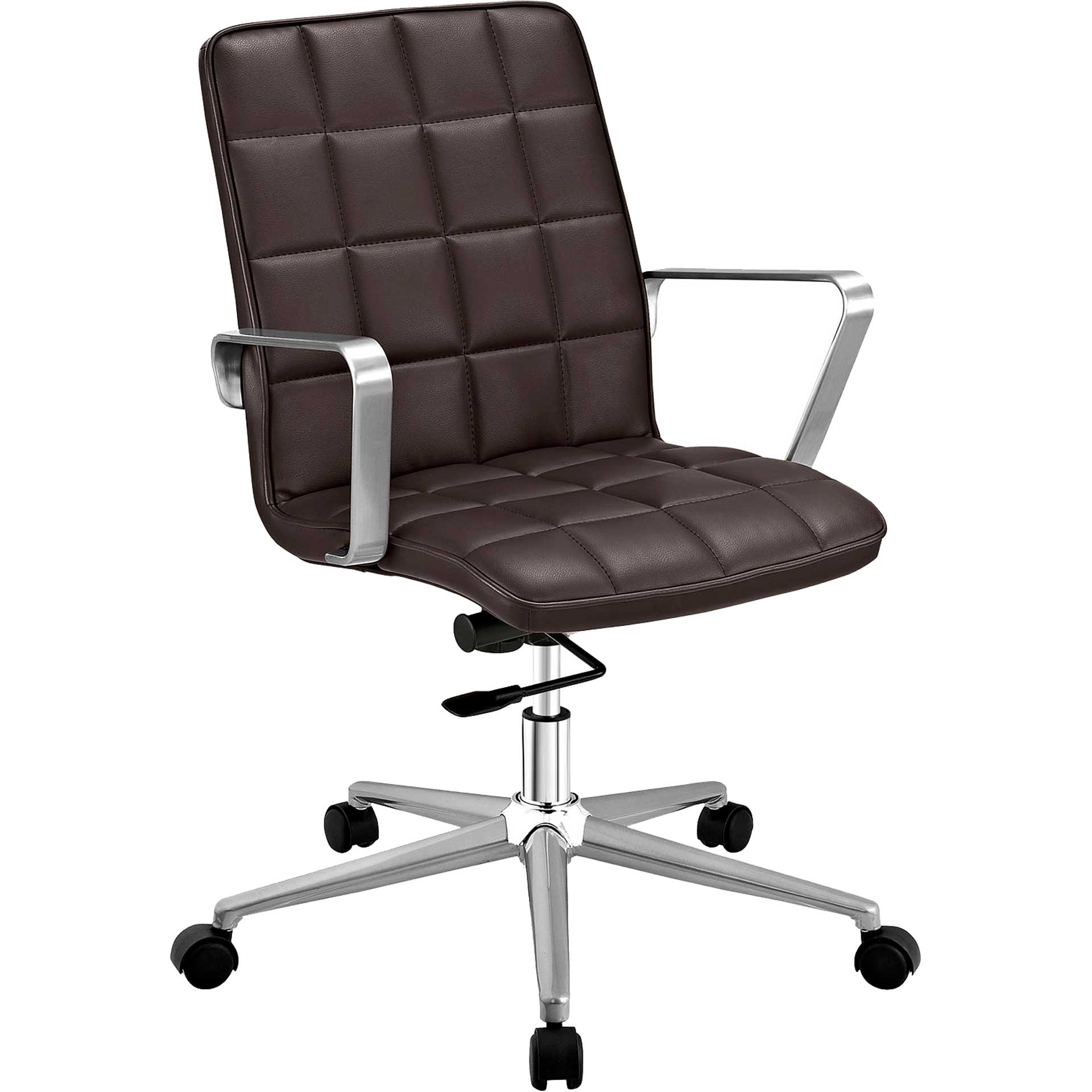Tieton Office Chair Brown