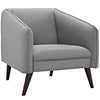 Sarasota Armchair Light Gray