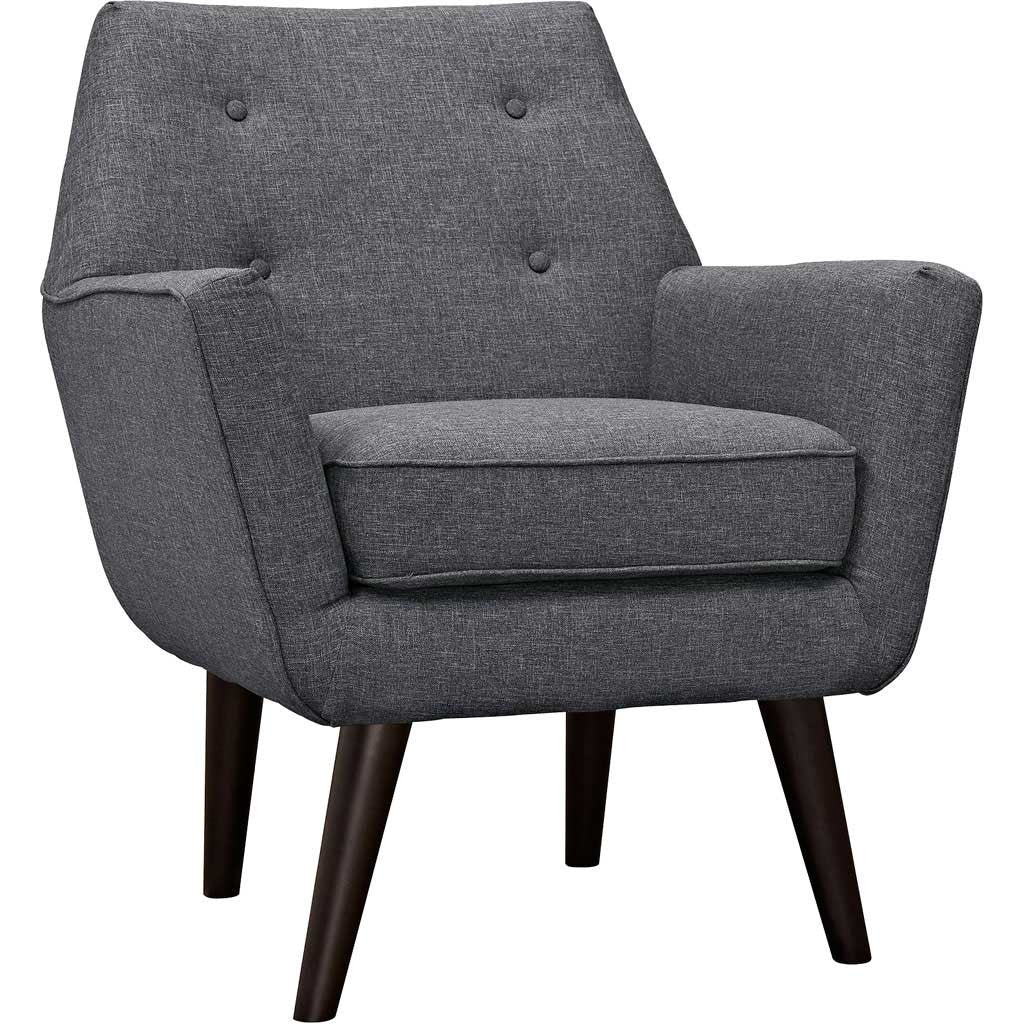 Posterity Armchair Gray