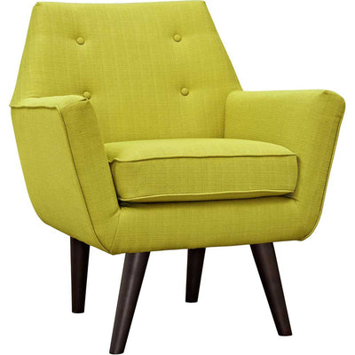 Posterity Armchair Wheatgrass