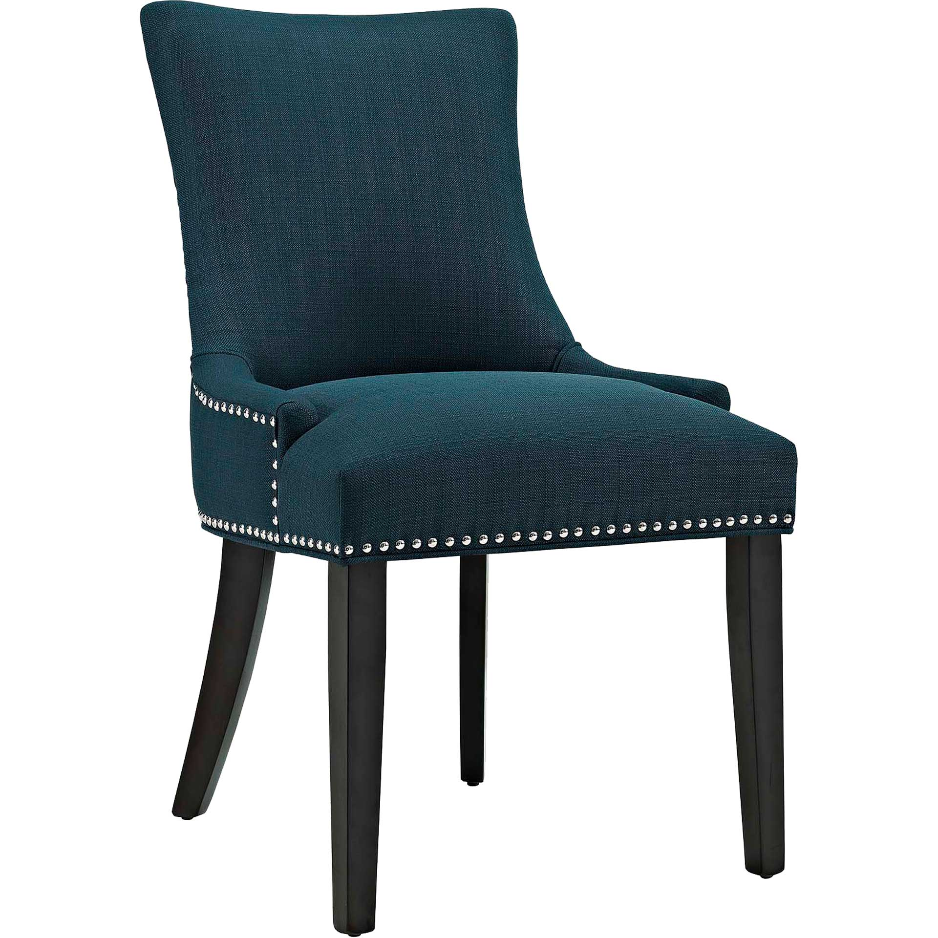Madison Fabric Dining Chair Azure