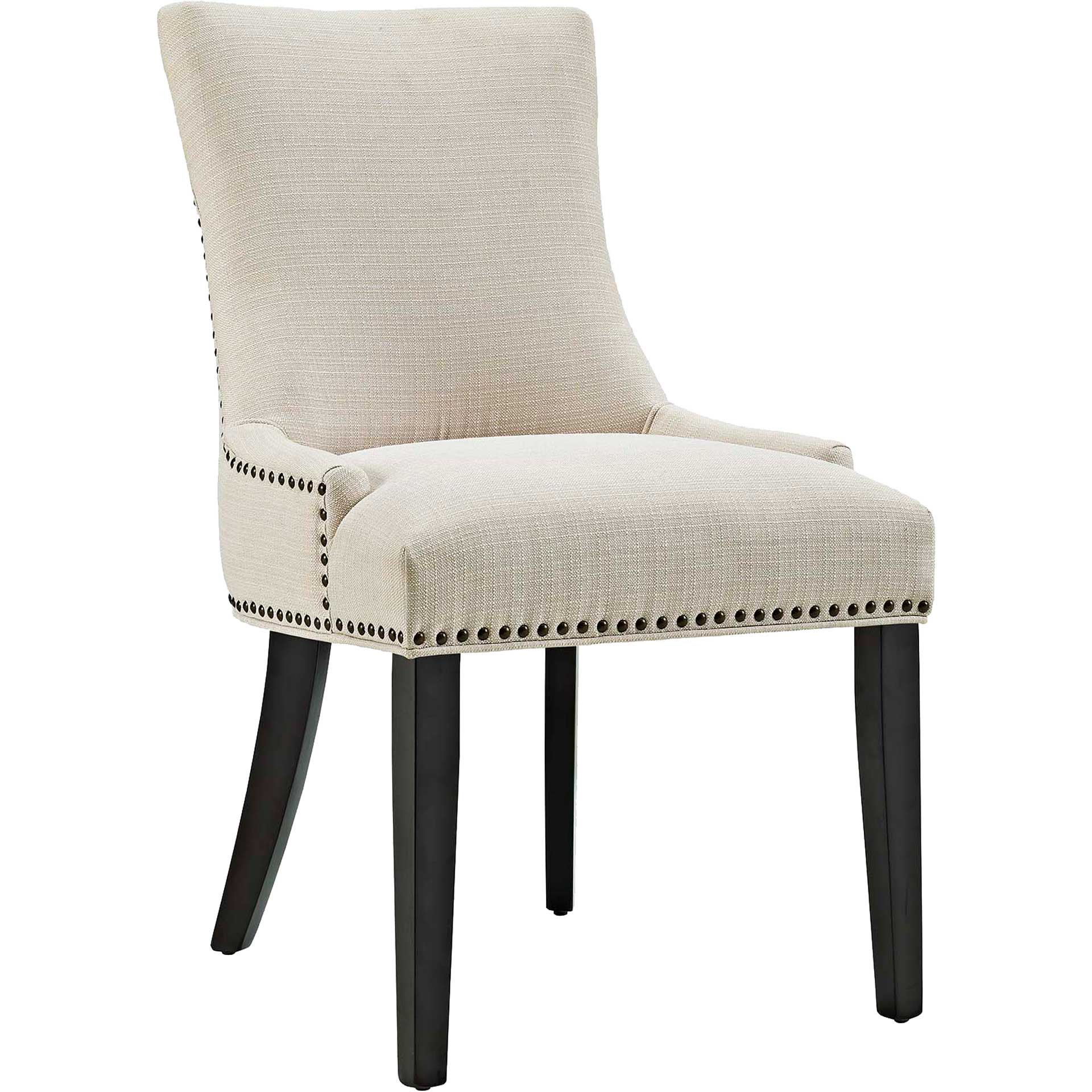 Madison Fabric Dining Chair Beige