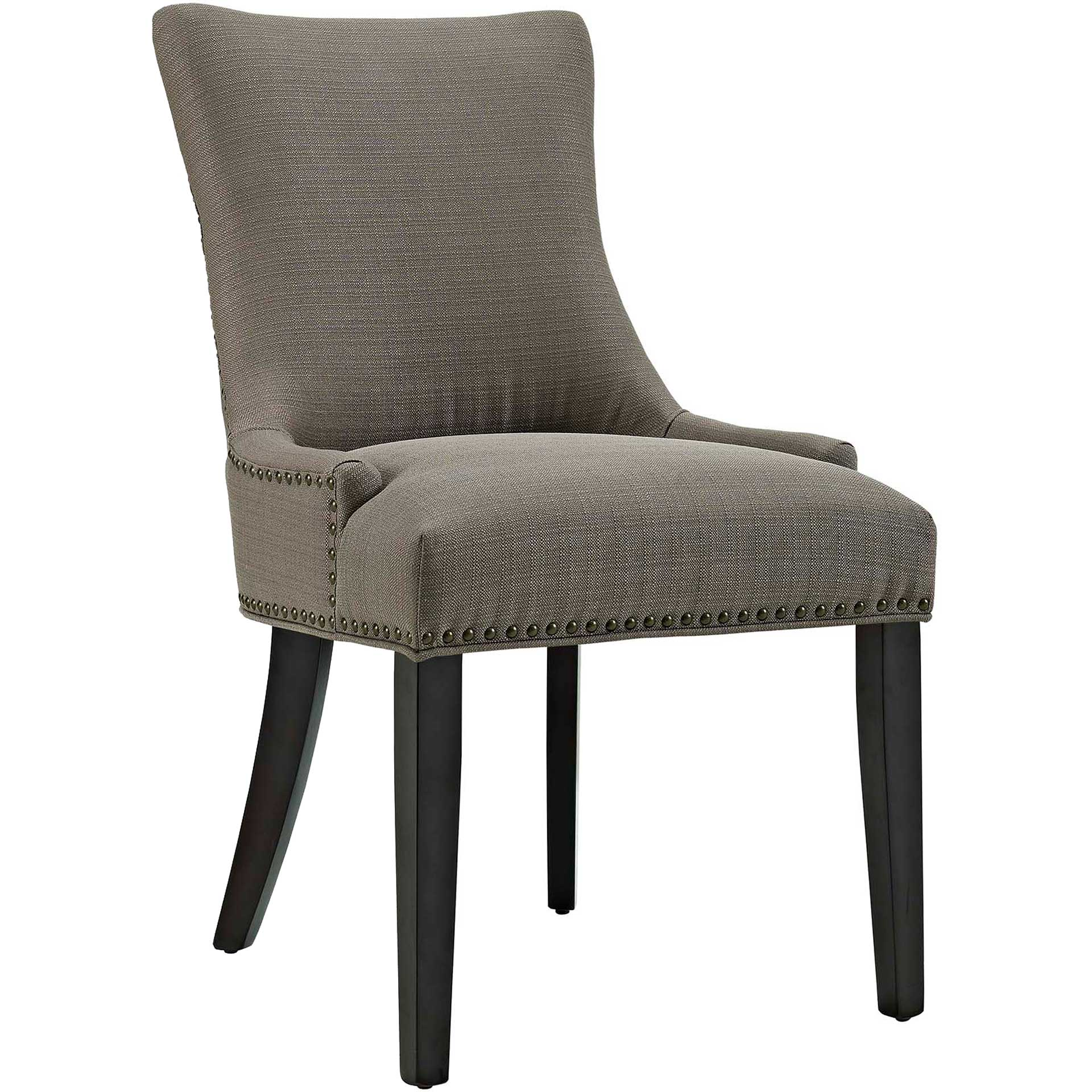 Madison Fabric Dining Chair Granite