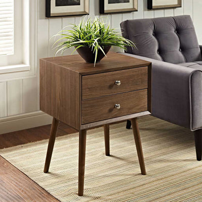 Davis Nightstand Walnut