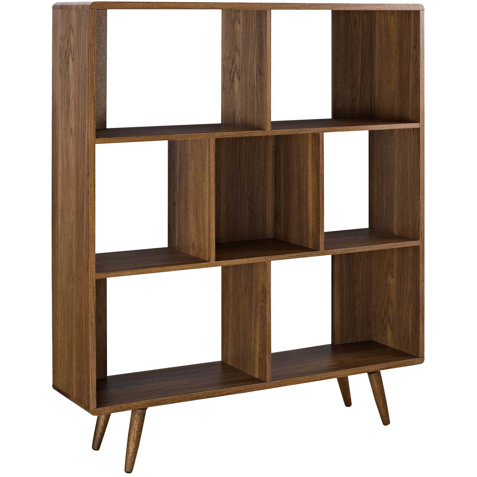 Tiffin Bookcase Walnut