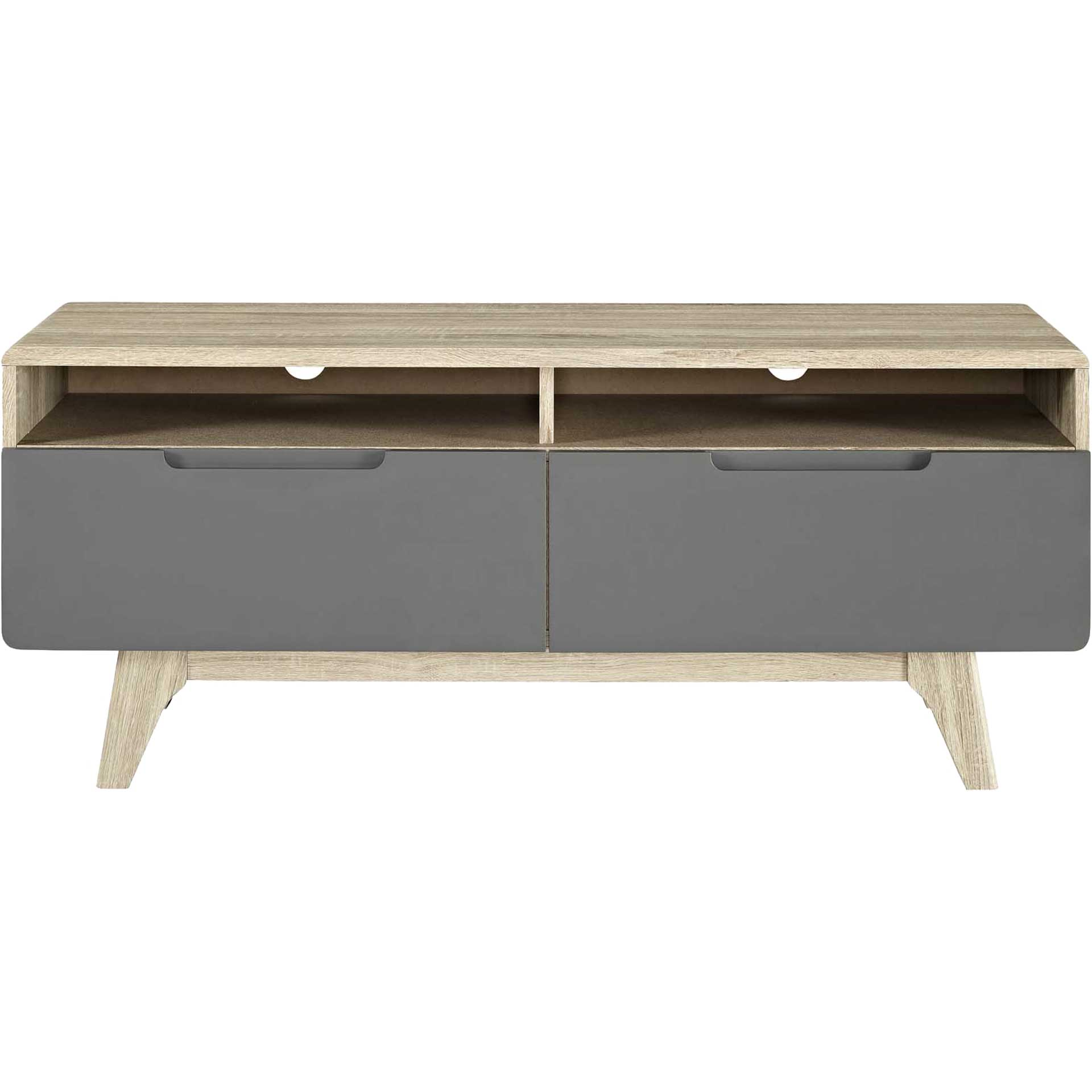 Orion TV Stand Natural Gray