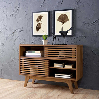 Reese Display Stand Walnut