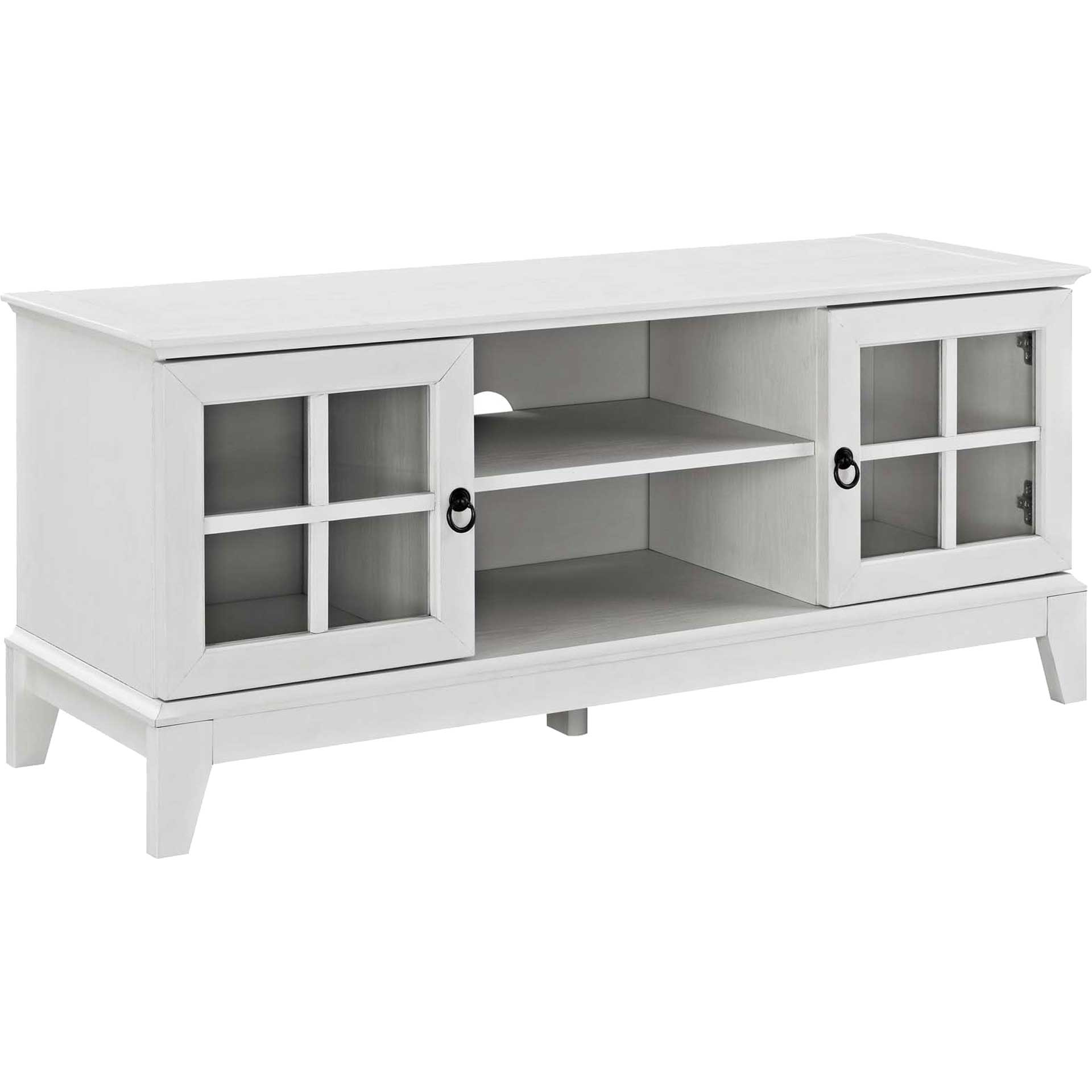 "Isabella 47"" TV Stand White"