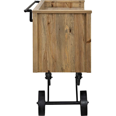 Pamet Dining Stand Brown