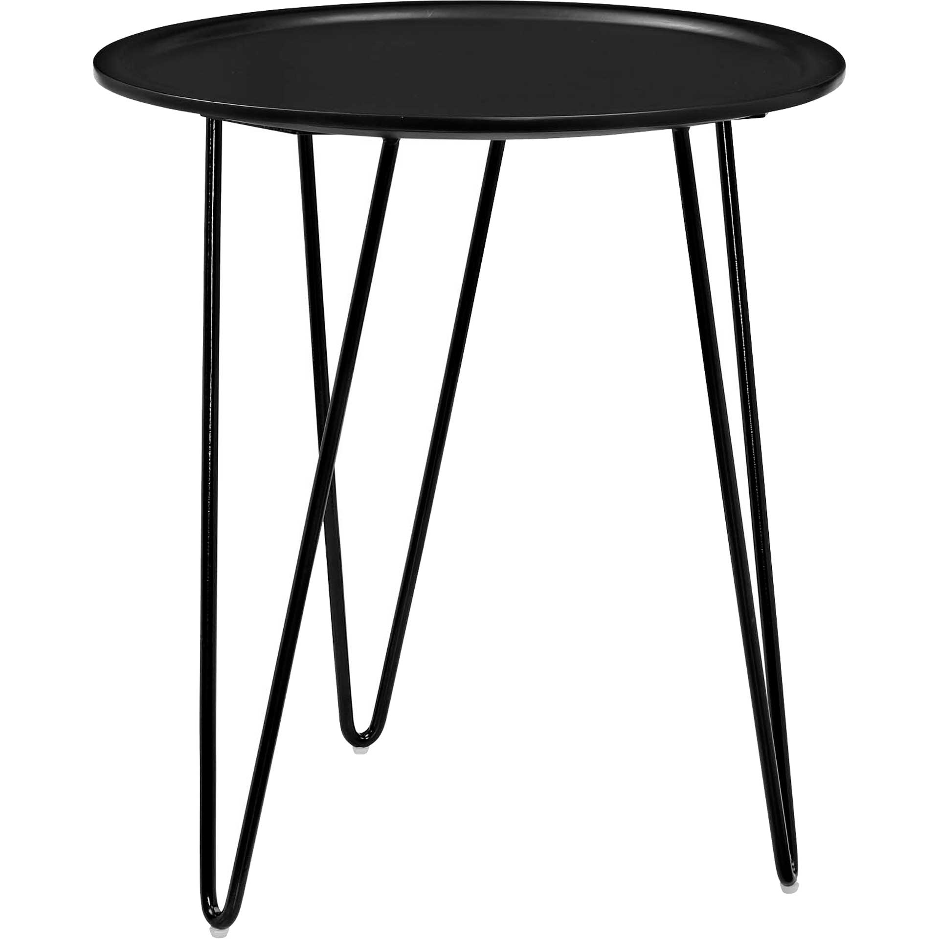 Devon Side Table Black