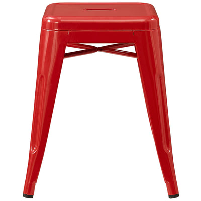 Panora Stool Red
