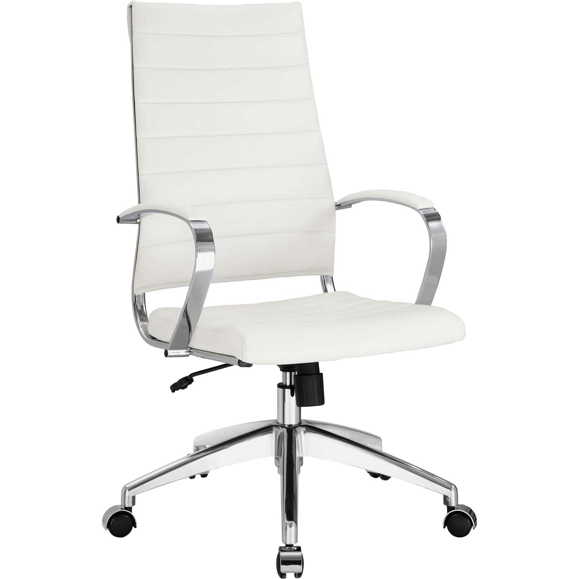 Jaxon High Back Office Chair White