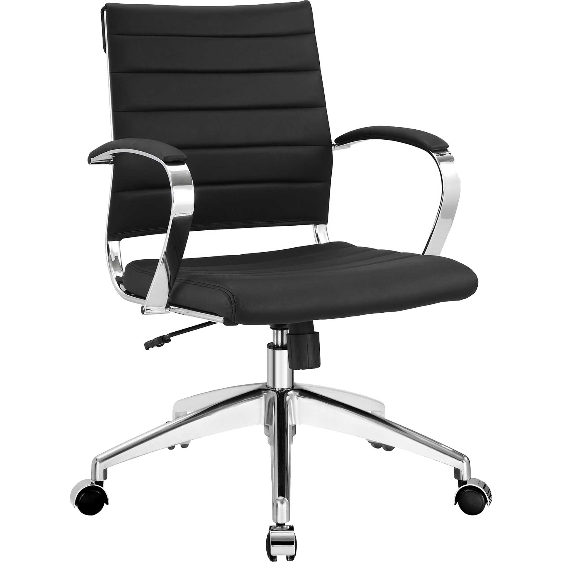 Jaxon Mid Back Office Chair Black