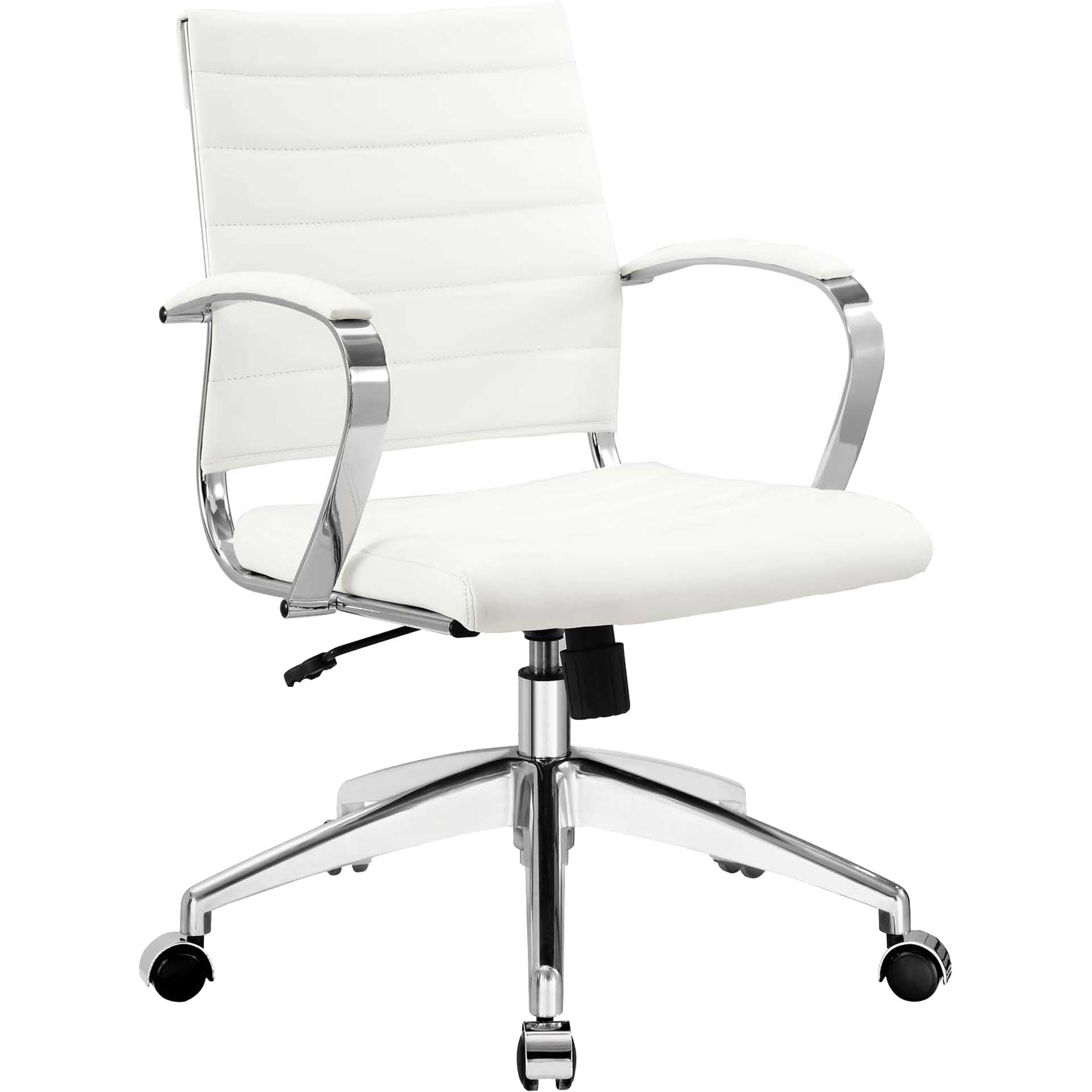 Jaxon Mid Back Office Chair White