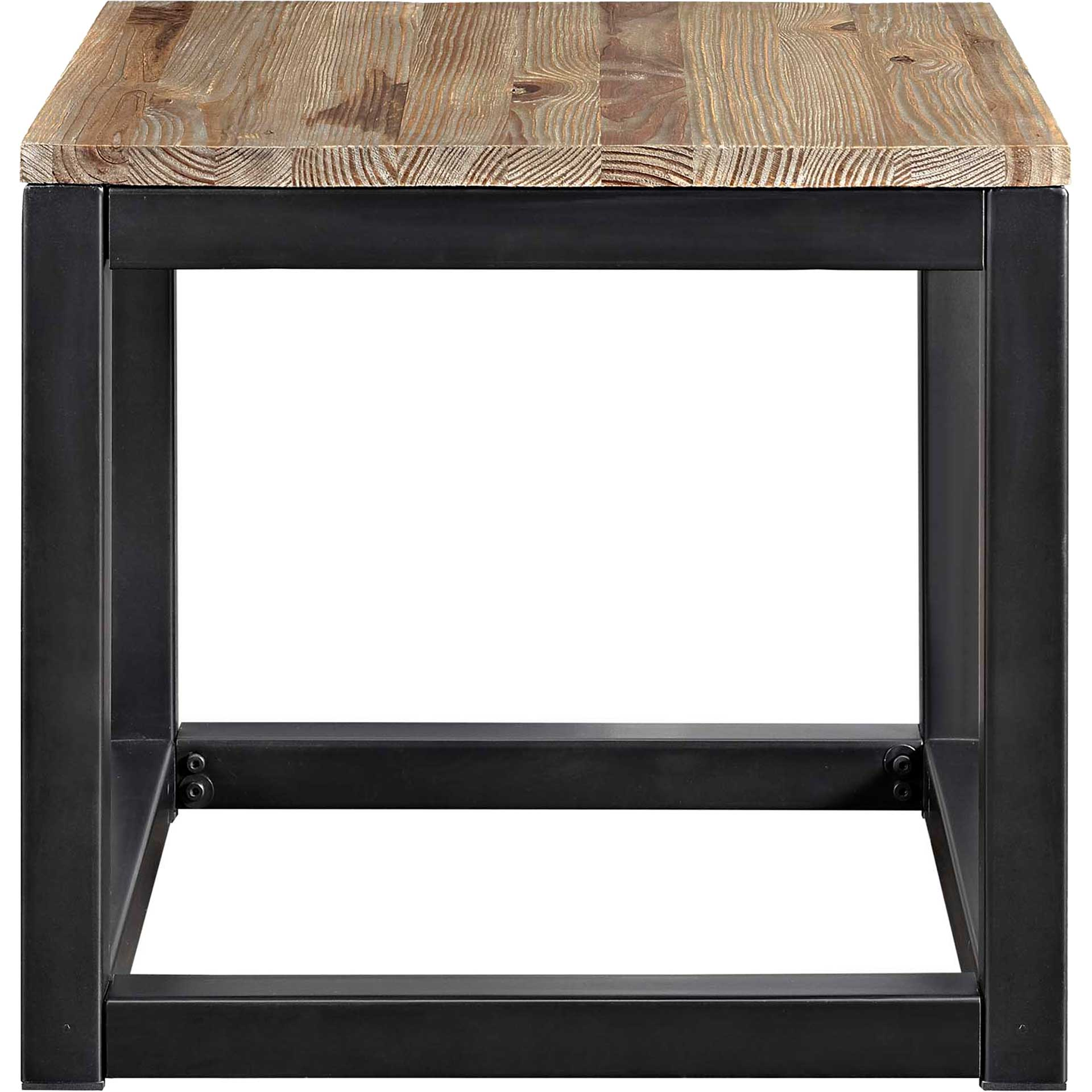 Adaline Side Table Brown
