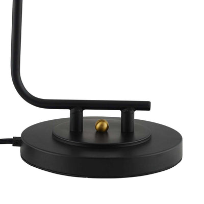 Anabelle Table Lamp Black/Gold