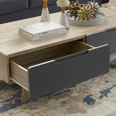 Orion Coffee Table Natural Gray