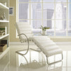 Rest Chaise White