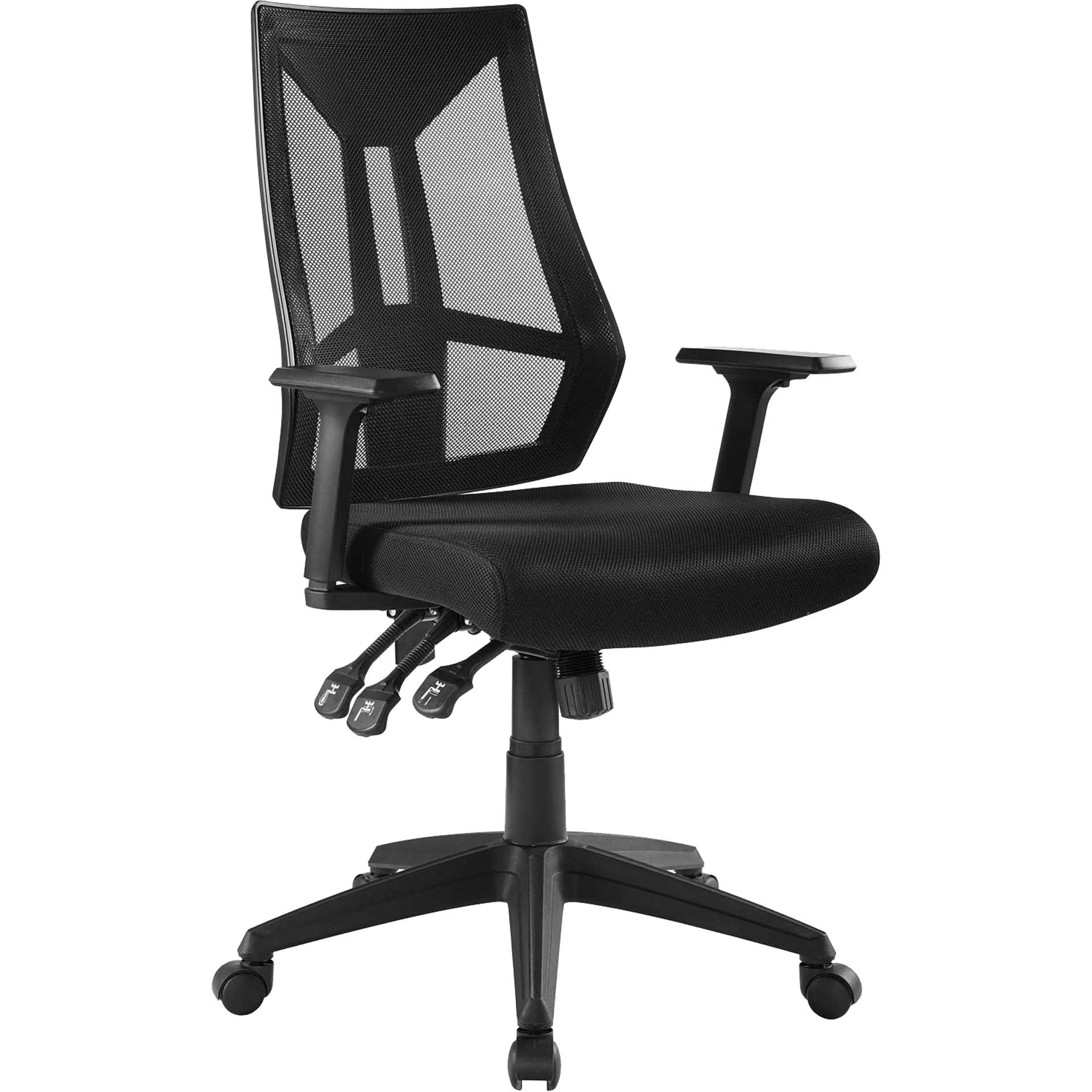 Everett Mesh Office Chair Black