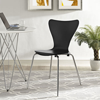 Eden Side Chair Black