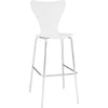 Eden Bar Stool White