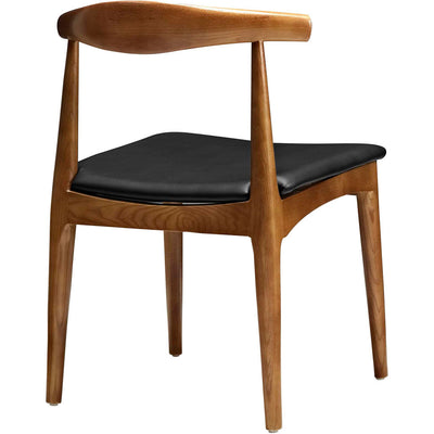 Trace Side Chair Black