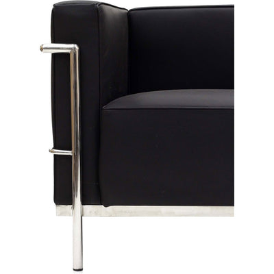 Chant Grande Armchair Black