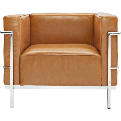 Chant Grande Armchair Tan