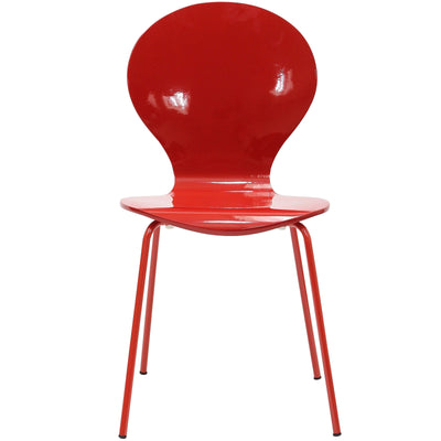 Inter Side Chair Red
