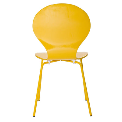 Inter Side Chair Yellow