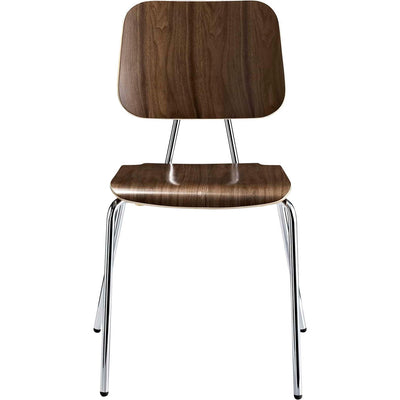 Mable Side Chair Walnut