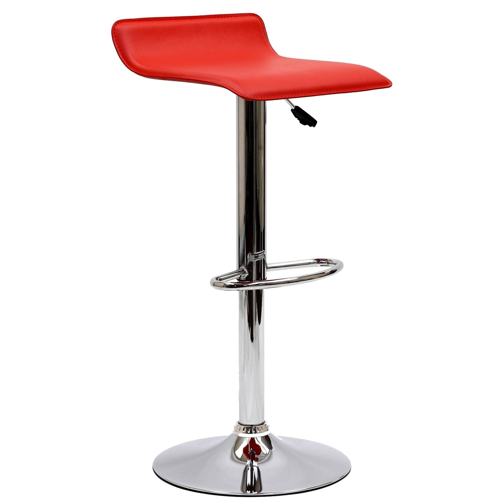 Glory Bar Stool Red