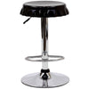 Cap Bar Stool Black