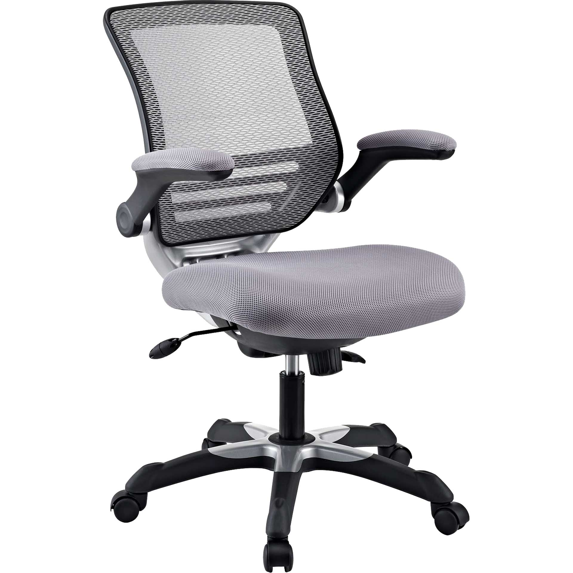 Eloise Mesh Office Chair Gray