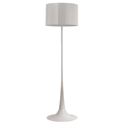 Sift Floor Lamp White