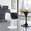 Cusp Armchair Black