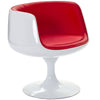 Cusp Armchair Red