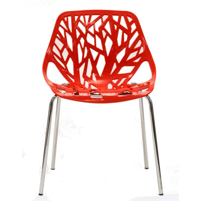 Story Side Chair Red