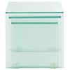 Casa Nesting Table Clear