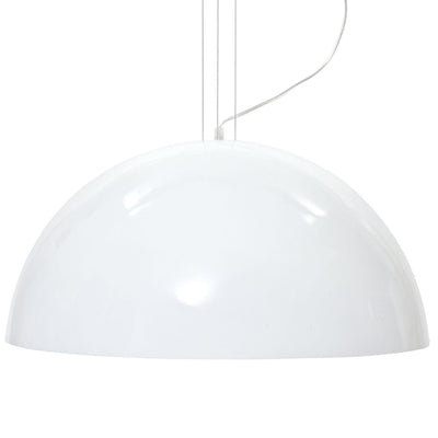 Flux Ceiling Fixture White