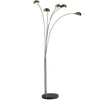 Hefah Floor Lamp Black