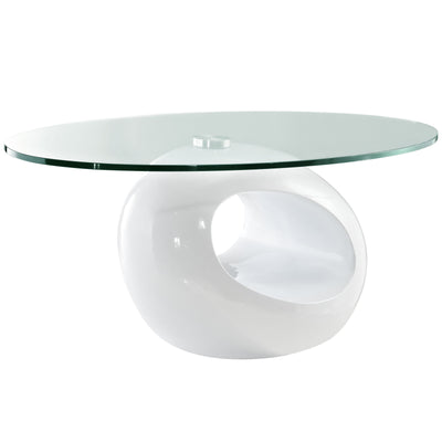 Orwen Coffee Table White
