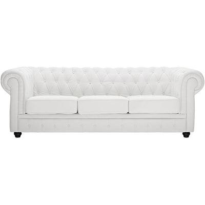 Chest Sofa White