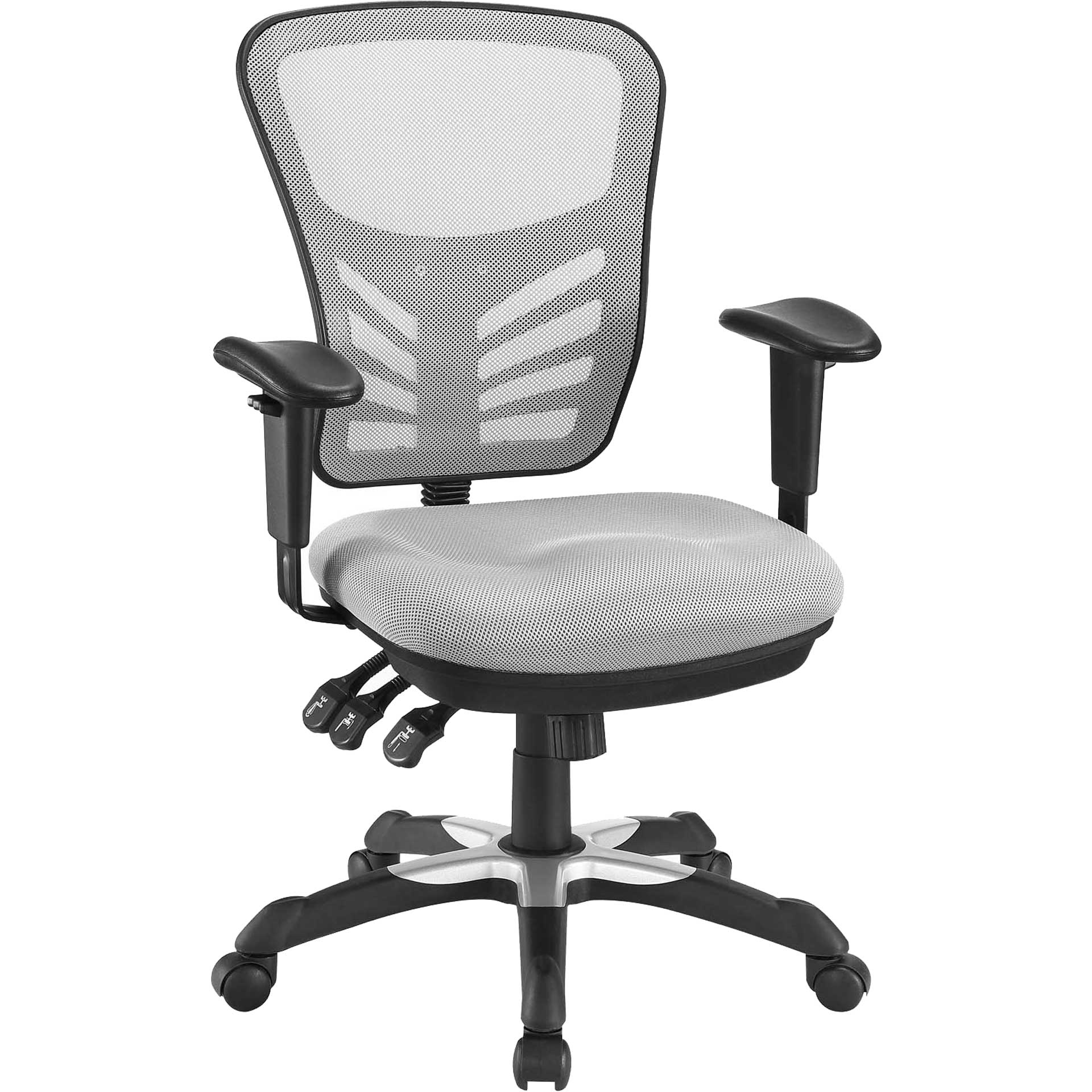 Arlo Mesh Office Chair Gray