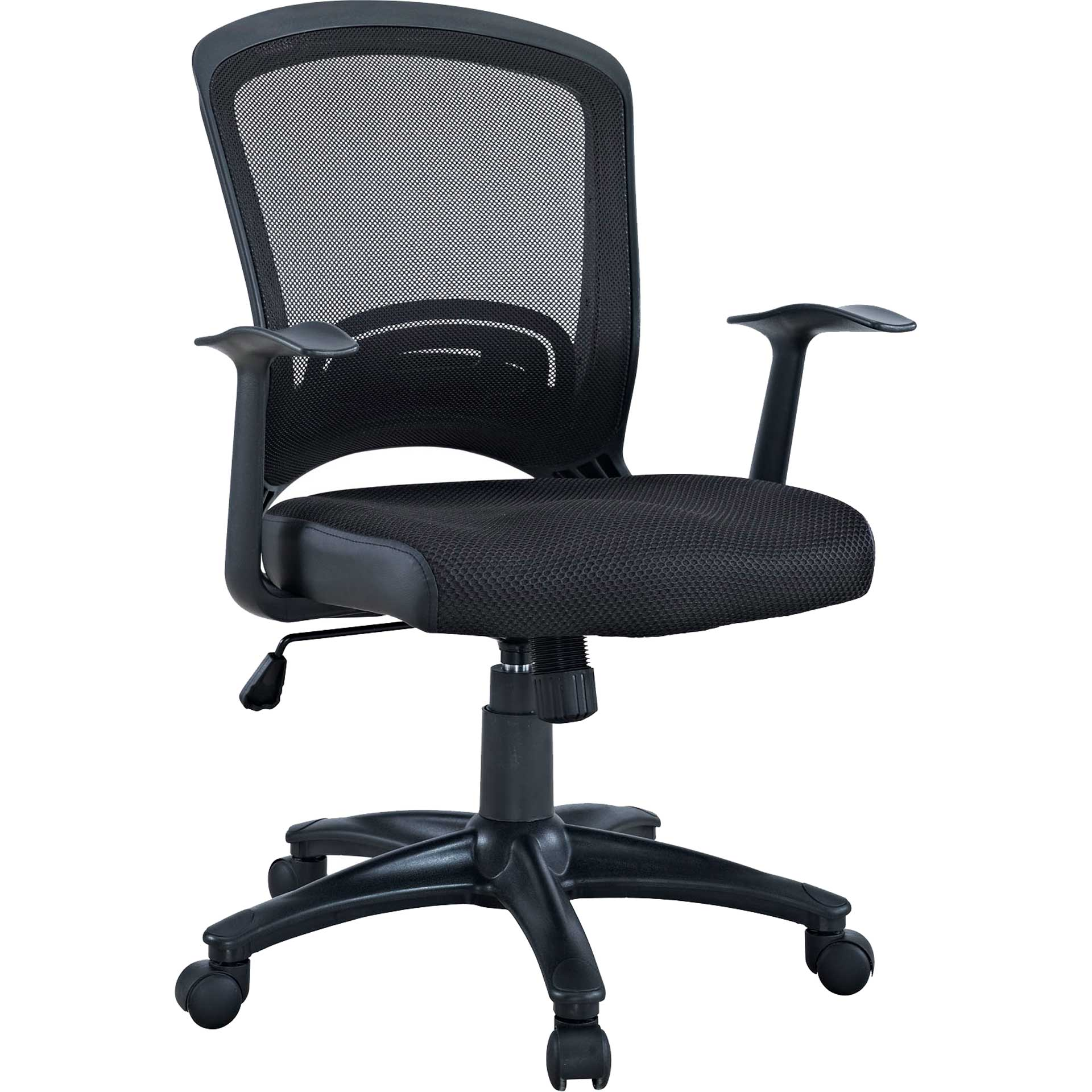 Partridge Mesh Office Chair Black