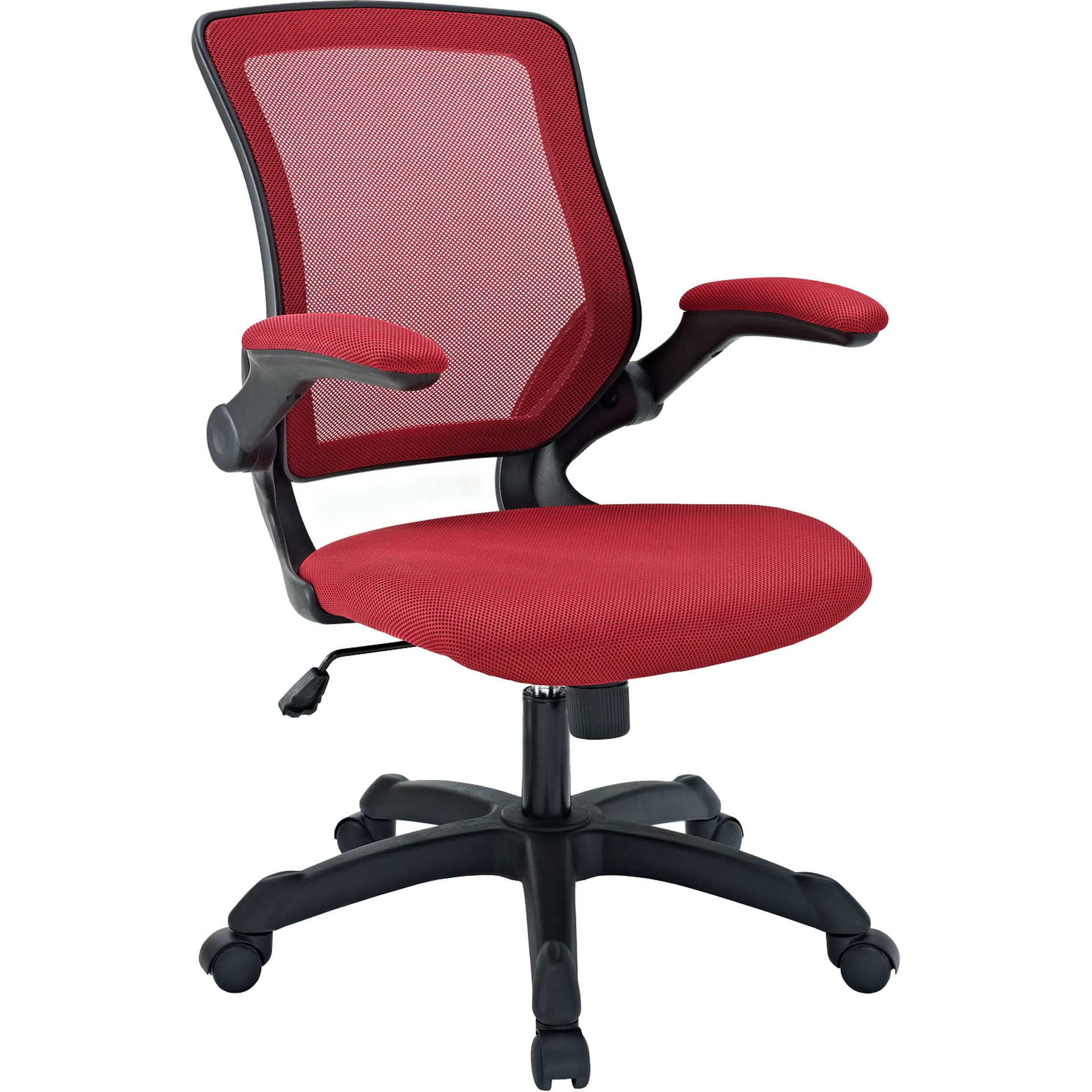 Vincent Mesh Office Chair Red