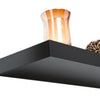 Cannes Floating Shelf Black