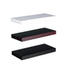 Cannes Floating Shelf White